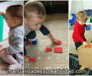 Juegos y Actividades de Estimulación para Bebés, Diviértete
