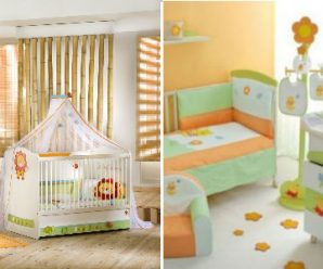 10 Ideas para Decorar Dormitorios para Bebes, Hermosas