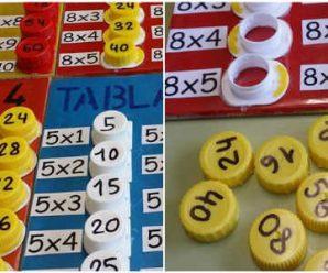 Métodos Creativos y Fáciles para Enseñar a los Niños a Multiplicar