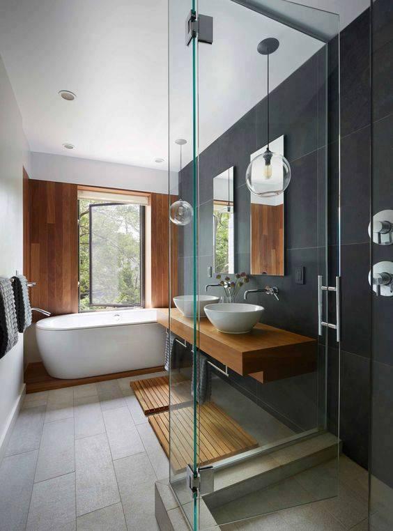 Ducha para tu ba o una opci n gratificante - Kleine badkamer zen ...