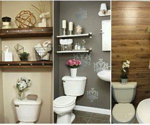 Más de 15 Opciones para decorar un Medio Baño