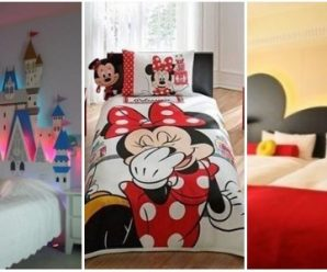 Disney en la Recámara de tus Pequeños