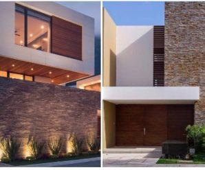 Ideas de Fachadas de Casas Modernas