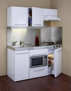 Hermosos modelos de cocinas para espacios peque os for Cocinas reducidas