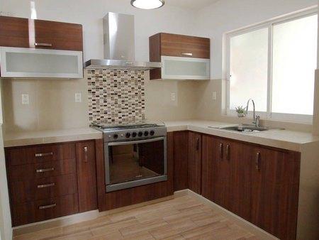 Hermosos modelos de cocinas para espacios peque os - Cocinas reducidas ...