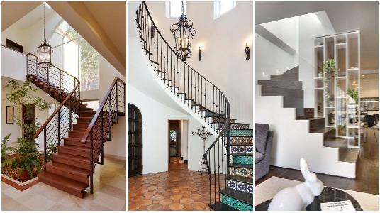 Modernos dise os para escaleras interiores for Disenos para escaleras interiores