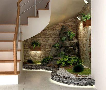 Modernos Disenos Para Escaleras Interiores - Diseo-escaleras-interiores