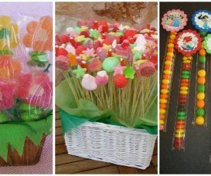 Candy Bar para tu Próxima Fiesta… Creativos
