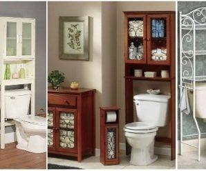 Muebles para Baño que te Facilitarán la Vida