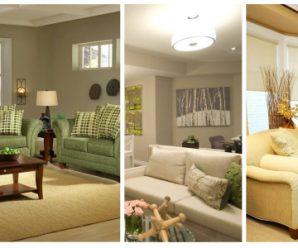 Dale color a tu sala, te mostramos lindas ideas