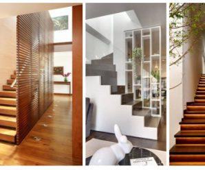 Diseños de Escaleras para Interiores