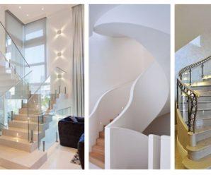 Ideas para crear espacios modernos con escaleras