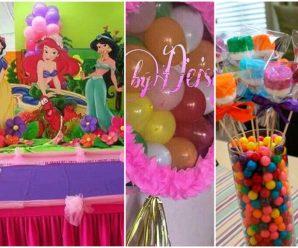 Ideas para fiesta de princesas