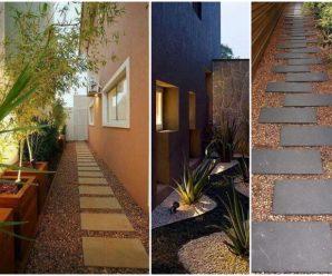 Ideas para Hacer Hermosos Caminos de Piedra en el Jardín