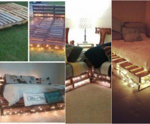 Lindos Muebles que se Pueden Hacer con Viejos Palets