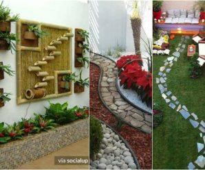 Ideas para embellecer tu patio