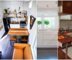 Maneras de decorar cocinas pequeñas