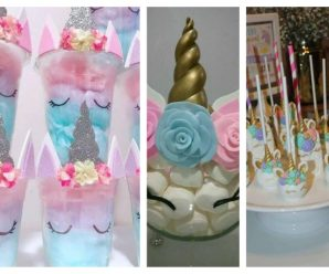 Unicornios en tu Candy Bar